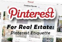 Pintrest Social Media for Real Estate